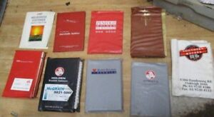 Holden COMMODORE owners manual SERVICE COVERS  OR HAND BOOK VT VX VZ ONLY