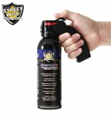 Streetwise Pepper Spray 16 oz PISTOL GRIP 18 Lab Certified 180,000 SHU UV Dye