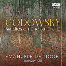 Leopold Godowksy: Studies on Chopin, Op. 10, New Music