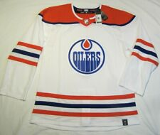 Edmonton Oilers size 50 Medium Reverse Retro Adidas authentic Nhl hockey jersey