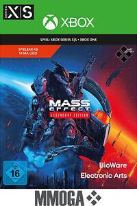 Xbox One / Series X S - Mass Effect Legendary Edition Key - Spiel Code - Global