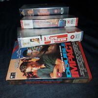 Joblot Jean Claude Van Damme Vhs Cassettes