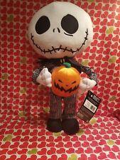 "Halloween Disney 21"" Nightmare Before Christmas Jack Skellington Porch Greeter"