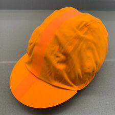 Rapha Pro Team Cycling Cap Bright Orange Medium/Large Brand New With Tag