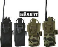 Army Combat Military Radio Utility Waist Belt Pack GPS Pouch Bum Bag Surplus New