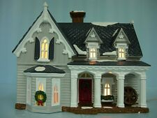 "Dept 56 ""Gothic Farmhouse"" Snow Village Retired # 54046"