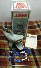 Vintage The Game of JAWS Ideal 1975/76 Near Complete w/Box 13 Pcs Universal USED