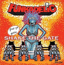 FUNKADELIC CD - FIRST YOU GOTTA SHAKE THE GATE [3 DISCS](2014) - NEW UNOPENED