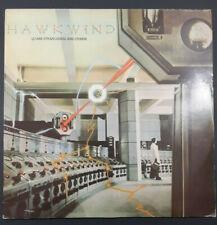 Hawkwind - Quark, Srangeness and Charm Charisma CDS 4008 UK 1977 Vinyl LP K