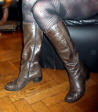 Exclusive Stiefel COSMO Italy Gr 39 40 Budapester Leder Futter Airstep TOP Chick