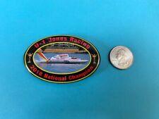 U-1 Jones Racing 2018 National Champion Seattle Seafair Hydroplane Button Pin