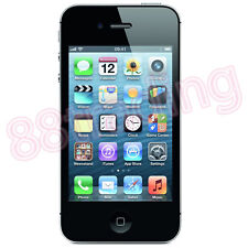 SIM FREE UNLOCKED APPLE iPhone 4 SMARTPHONE MOBILE iOS GOOD WORKING CONDITION UK