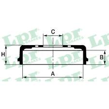 Bremstrommel, 1 Stück LPR 7D0515