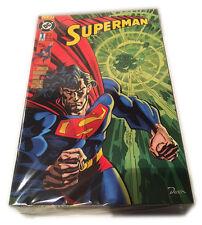 COMICPACK Superman 1-21 +#13 zusätzlich als Variant Dino 1996 deutsch Zustand 1