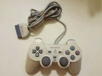 OEM SONY Playstation 1 PS One Controller SCPH-110 TESTED *Free Shipping*