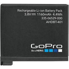 NEW Genuine Original AHDBT-401 battery For Gopro Hero 4 HD Black Silver 1160mAh