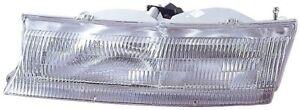 Headlight Assembly Front Left Maxzone 331-1191L-AS fits 1995 Mercury Mystique
