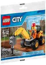 LEGO® City 30312 Abrissbohrer NEU OVP_ Demolition Driller NEW MISB NRFB