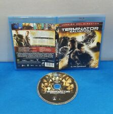 PELICULA BLU-RAY ORIGINAL CASTELLANO - TERMINATOR SALVATION