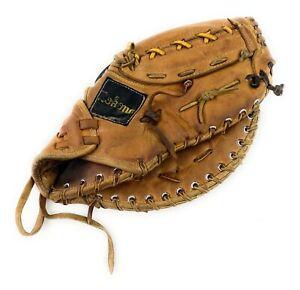 VTG Nokona N60 First Base Mitt Right Hand RHT USA CHIEFTAN Baseball Softball