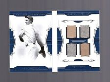 2018 National Treasures Lou Gehrig 4x Jersey Booklet #25/25 NM-MT OR BETTER