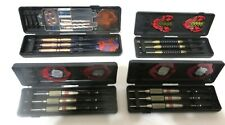 Halex Pro Set Darts with extra Flights- lot of 4 compact -not sealed.