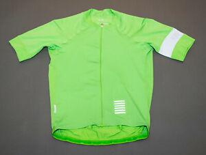 Rapha Pro Team Jersey Medium Hi-Vis Green