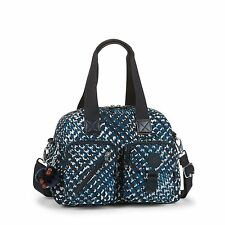 Kipling Defea Shoulder/Handbag/Cross Body Bag CITY HIGHLIGHT Print HPS16  RRP£79
