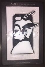 NEW Marc by Marc Jacobs Bea Girl w/ Helmet iPhone 5 / 5s Case Black & White