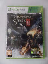 DUNGEON SIEGE III 3 LIMITED EDITION (XBOX 360) NUOVO