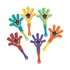 12ct~ FNAF five NIGHTS at FREDDY'S mini hand clappers, birthday party favors,