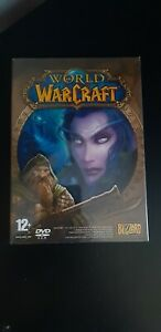 World Of Warcraft PC Windows 2005 Game Brand New Factory Sealed