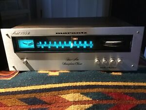 Vintage '70s Marantz 105B AM/FM Stereophonic Tuner
