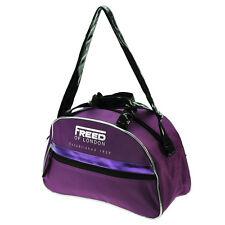 Freed Bailey Purple Oval Dance Bag
