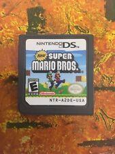 New Super Mario Bros Nintendo DS Authentic Tested