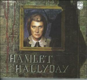 °Cd JOHNNY HALLYDAY - Hamlet (Digipack occasion)°