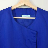 [ BLUE ILLUSION ] Womens Electric Blue Jacket  RRP$159.95 | Size XL or AU 16