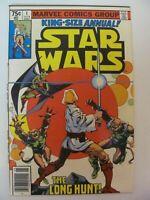 Star Wars Annual #1 Marvel Comics 1979 - 9.2 Near Mint-