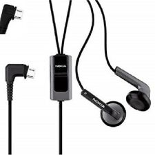 GENUINE NOKIA STEREO HEADSET EARPHONES WITH MICRO-USB CONNECTOR FOR 8800, 6700C