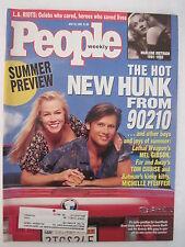 People Magazine 5-18-1992. 90210! Marlene Dietrich! Tom Cruise! Dolly Parton!