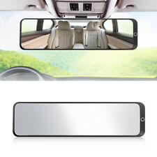 Car Inner Rear View 300mm Wide Field Blind Spot Plane Glass Mirror Accessories