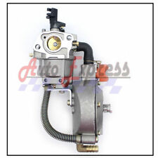 Dual Fuel Carburetor LPG Conversion Kit for Generator GX200 160 168F 170F Engine
