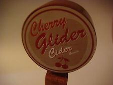 BEER Wood Tap Handle * Denver, COLORADO CIDER ~ Gluten-Free Glider Cherry, Apple