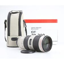 Canon EF 2,8/70-200 L IS USM II + Gut (229763)