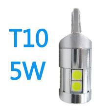 White W5W LED T10 3030 168 194 Car Light Turn Signal License Plate Headlight
