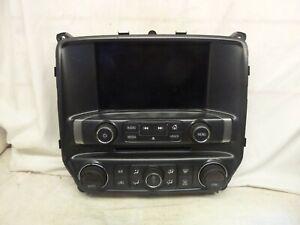14 15 16 Chevrolet Silverado Sierra Radio Control Panel 23176312 BMG85