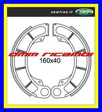 Kit Ganasce Freno posteriori NEWFREN HONDA SHADOW VT 600 750 VF CB 500 650 GL NV