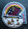 """NASA Space Shuttle Columbia STS- 87AB Emblem Embroidered Patch 4"""""""