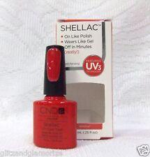 CND Creative Nail Shellac Gel Polish Wildfire .25oz/7.3ml