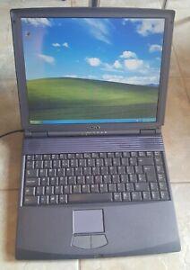 "Sony Vaio Laptop PCG-FX802P PCG-9G3M 14.1"" 256MB 80GB Windows XP Serial Parallel"